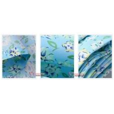 Nursing Cover Sheet - Blue Flora Little
