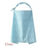 Nursing Cover Sheet - Blue Flora Little