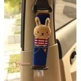 Baby Safety Belt Protector - Rabbit