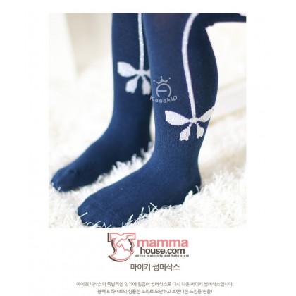 Baby Hose - Korean Ribbon (Dark Blue or Pink)