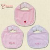 Baby Bib - JP 3pcs Set Pink