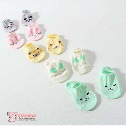 Baby Socks - Korean Boat 5 design