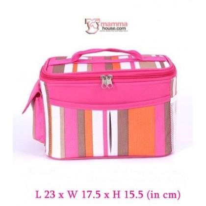 Cooler Bag - Pink (size 1)