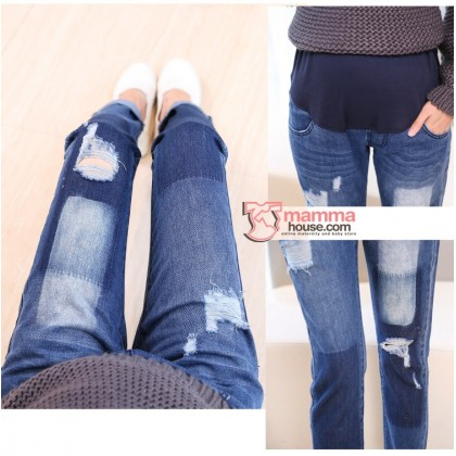 Maternity Jeans - Trend Straight Cut
