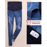 Maternity Jeans - Slim 5 buttons