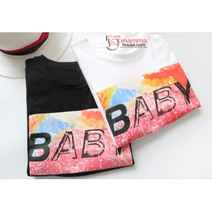 Nursing Tops - Baby Black