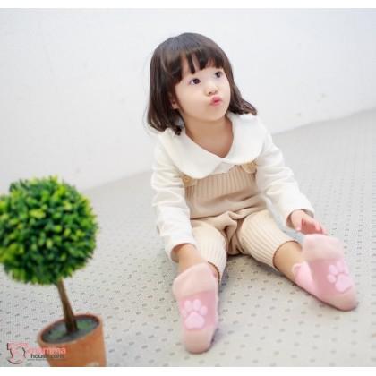 Baby Socks - Korean Velvet (4 design)