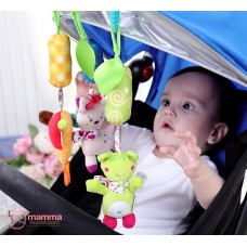 Baby Toys - Hanging Chimes (4 designs)