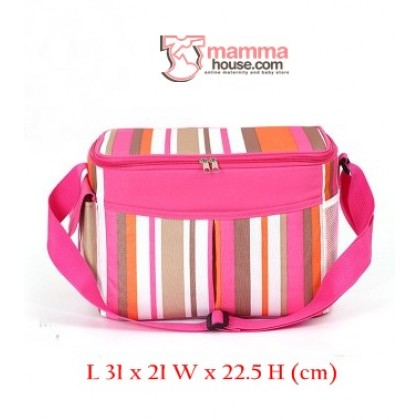 Cooler Bag - Pink (size 2)