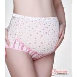 Maternity Panties - Polka Pink STYLE