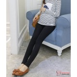 Maternity Legging - Long Slim Legging Black