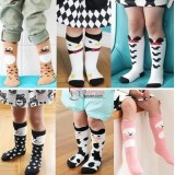 Baby Socks - Korean Long 7 design
