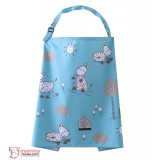 Nursing Cover Sheet - Cartoon Blue