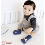 Baby Socks - Korean Moon Dark Blue