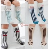 Baby Socks - Korean 5 Design Long Socks