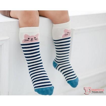 Baby Socks - Korean 5 Design Long Socks