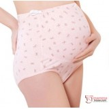 Maternity Panties - Bear Pink