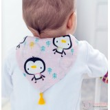Baby Sweatbands - Penguin
