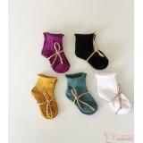 Baby Socks - Korean Mesh Cotton Socks