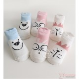 Baby Socks - Korean 3 Animals Cute