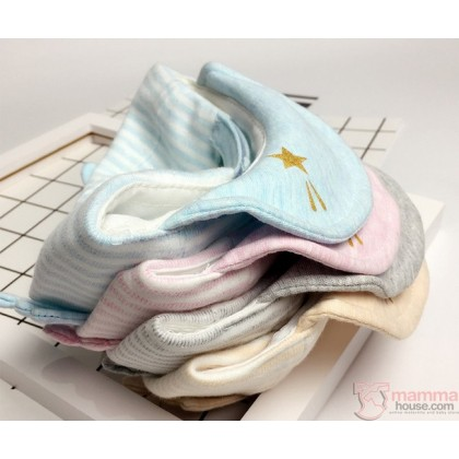 Baby Cap - Cotton Crown (4 colors/pc)