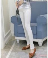 Long Legging - Long Slim Legging White