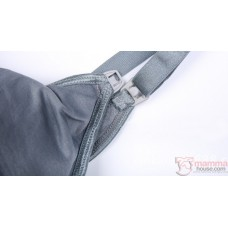 Nursing Singlet - Hands Free Grey - Elastic