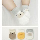 Baby Socks - Korean Bear, Duck or Sheep