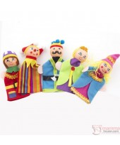 Baby Finger Doll - The Emperor's New Clothes (1 set  5pcs)