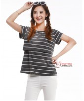 Nursing Tops - Simply Stripe (3 colors)
