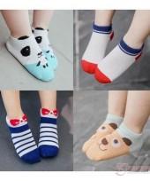 Baby Socks - Korean 3pcs Set Cute