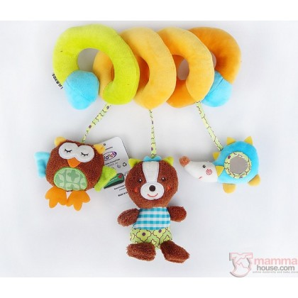 Baby Spiral -  Owl Bear