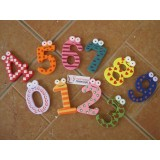 Letter learning Magnet