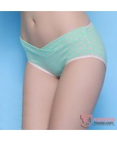Maternity Panties - Low Waist Green
