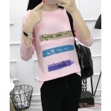 Nursing Tops - Go Out Long Pink