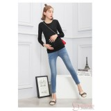 Maternity Jeans - Slim 9 Blue