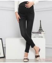 Maternity Jeans - Slim 9 Black