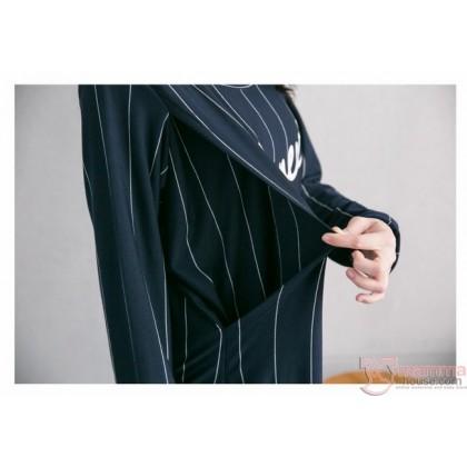 Nursing set - Connect Long Pink (plus baby romper or jumpsuit)