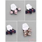 Baby Hair Band - Ribbon (3 colors/set)
