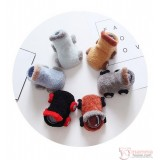 Baby Socks - Korean Cars (0-1yr)