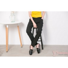 Maternity Long Pants - Working Straight Cut