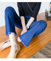 Maternity Jeans - Bootcut Blue