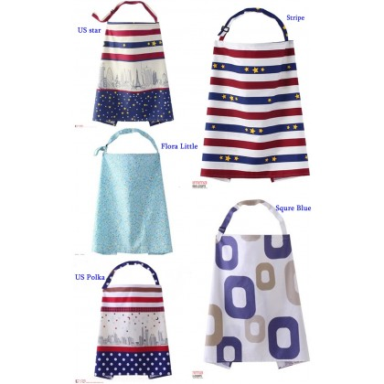 Nursing Cover Sheet - Various Design (2pcs Price)
