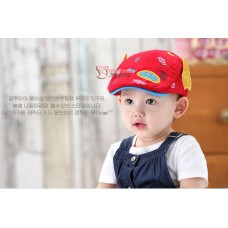 Baby Cap - Batman Red