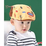 Baby Cap - Batman Yellow