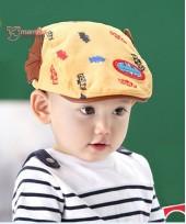 Baby Cap - Batman Yellow