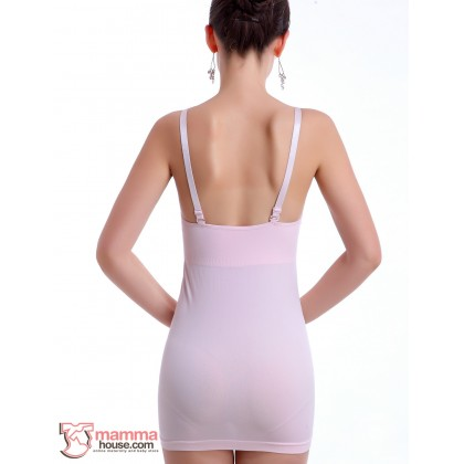 Nursing Tank - Hook Pink