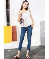 Maternity Jeans - True Skinny Blue
