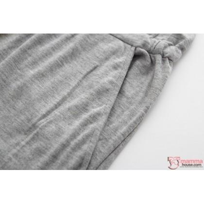 Nursing Singlet - JP Jumpsuit (Blue or Grey)