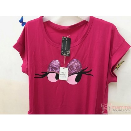 Maternity Tops - Charm Pink